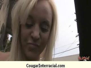 hot cougar bangs bbc 10
