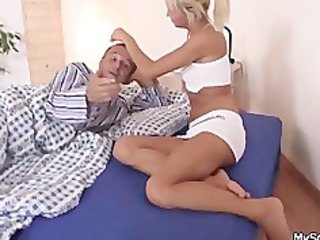 father entice his son girlfriend