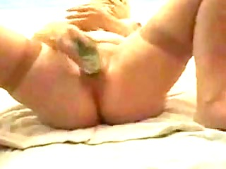 masked mother i double penetration herself with