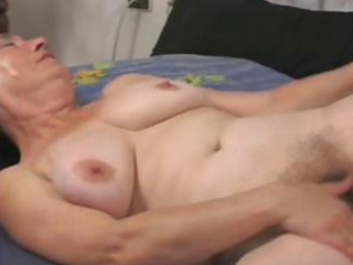 granny is really a rampant sexual headmistress