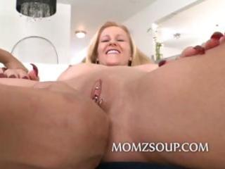 pierced robot avid bawdy cleft owned by milf is