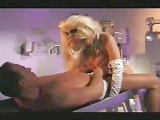 retro scifi oral-sex