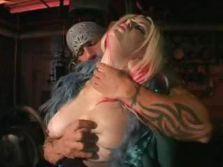 milf breasty blonde sucks shlong unfathomable and