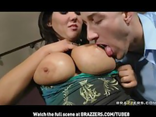 cheating wife dark brown milf with bigtits takes