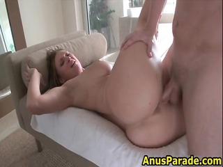 large assed whore rides large chubby dong part2