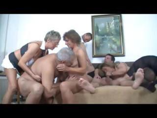 german older swingers fuck party