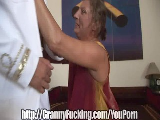 granny and her sailor paramour