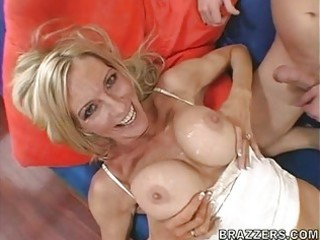 golden haired mother i emma starr acquires rammed