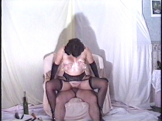 hubby clips while i ride his ally deep &; hard
