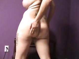 milf butt shake &; widen