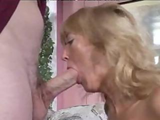 hot granny curvy blond rheina shine mature mature