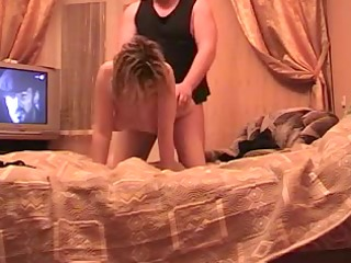 mature non-professional russian pair hot fucking