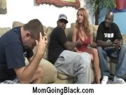 just whatching my mama in interracial hardcore