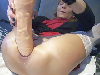 bizarre anal plug and big o