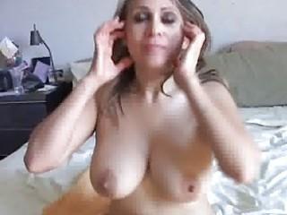 mature sucks bonks a plump cock