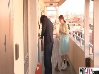 hot japanese hawt mother i receive drilled hard