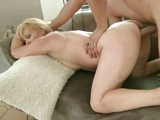 sexy granny enjoys nice fuck with young guy